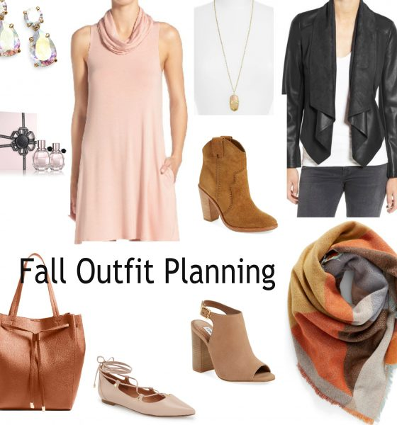 Fall Outfit Planning